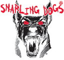 Snarling Dogs