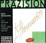 Фото:THOMASTIK INFELD Precision Steel solid core 127 Струны для контрабаса 4/4