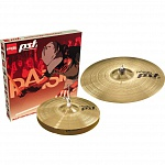 Фото:Paiste 3 Essential Set Комплект тарелок (13''/18'')