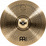 Фото:Meinl PAC22MTR Pure Alloy Custom Medium Thin Ride Тарелка 22""