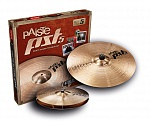 "Фото:Paiste New 5 Essential Set Комплект тарелок 14""/16"""