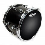 Фото:Evans TT12CHR Black Chrome Пластик для том барабана 12""