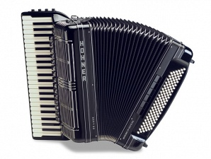 Hohner A2151 Morino IV 120 C45 de Luxe, Convertor B-System (Russian system) Аккордеон
