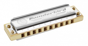 Hohner M201174 Marine Band Thunderbird Bb-low Губная гармошка