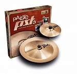 "Фото:Paiste New 5 Effects Set Комплект тарелок 10""/18"""