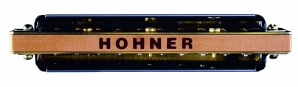 Hohner M200501 Marine Band Deluxe C-major Губная гармошка