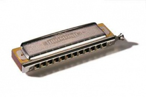 Hohner M27010 Chromonica 48 A-major Губная гармошка