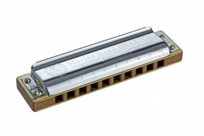 Hohner M200512 Marine Band Deluxe B-major Губная гармошка