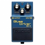 Фото:BOSS BD-2 Blues Driver Педаль для электрогитары