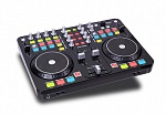 Фото:DJ-TECH IMIXRELOADMK2 USB/MIDI DJ CONTROLLER WITH DECKADANCE SOFTWARE DJконтроллер,2 канала, эффекты