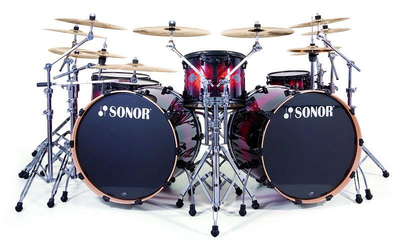 Как записать барабаны схема