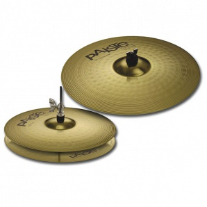 Paiste 101 Brass Essential Set Комплект тарелок 14/18""