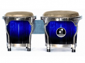 Sonor 90500643 Champion Mini Bongo CMB 45 BBHG Бонго 4'' – 5'', синий санберст