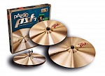 Фото:Paiste 7 Session Set Комплект тарелок 14''/16''/20''