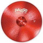 Фото:Paiste Color Sound 900 Red Ride Тарелка 20""