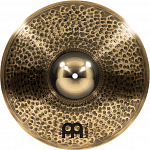 Фото:Meinl PAC15MTH Pure Alloy Custom Medium Thin Hihat Две тарелки 15""