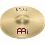 Фото:MEINL CA10PH Candela Percussion Hihat Тарелки 10""