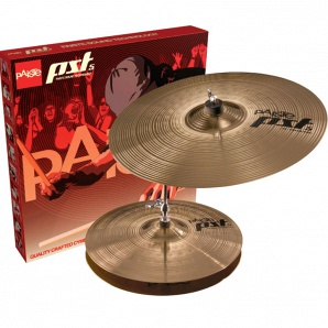 Paiste 5 Essential Set Комплект тарелок 14/18""