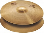 Фото:Paiste 2002 Medium Hi-Hat Тарелка 14''
