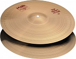 Фото:Paiste 2002 Heavy Hi-Hat Тарелка 14''
