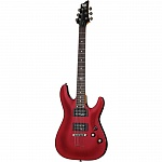 Фото:Schecter SGR C-1 M RED Электрогитара