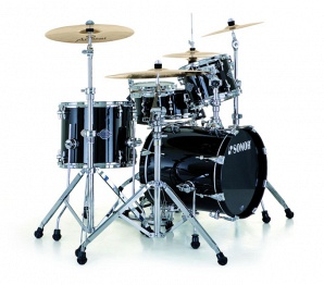 Sonor Select Force SEF 11 Studio Set WM Барабанная установка, чёрная