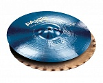 Фото:Paiste Color Sound 900 Blue SE Hi-Hat Тарелки 14""