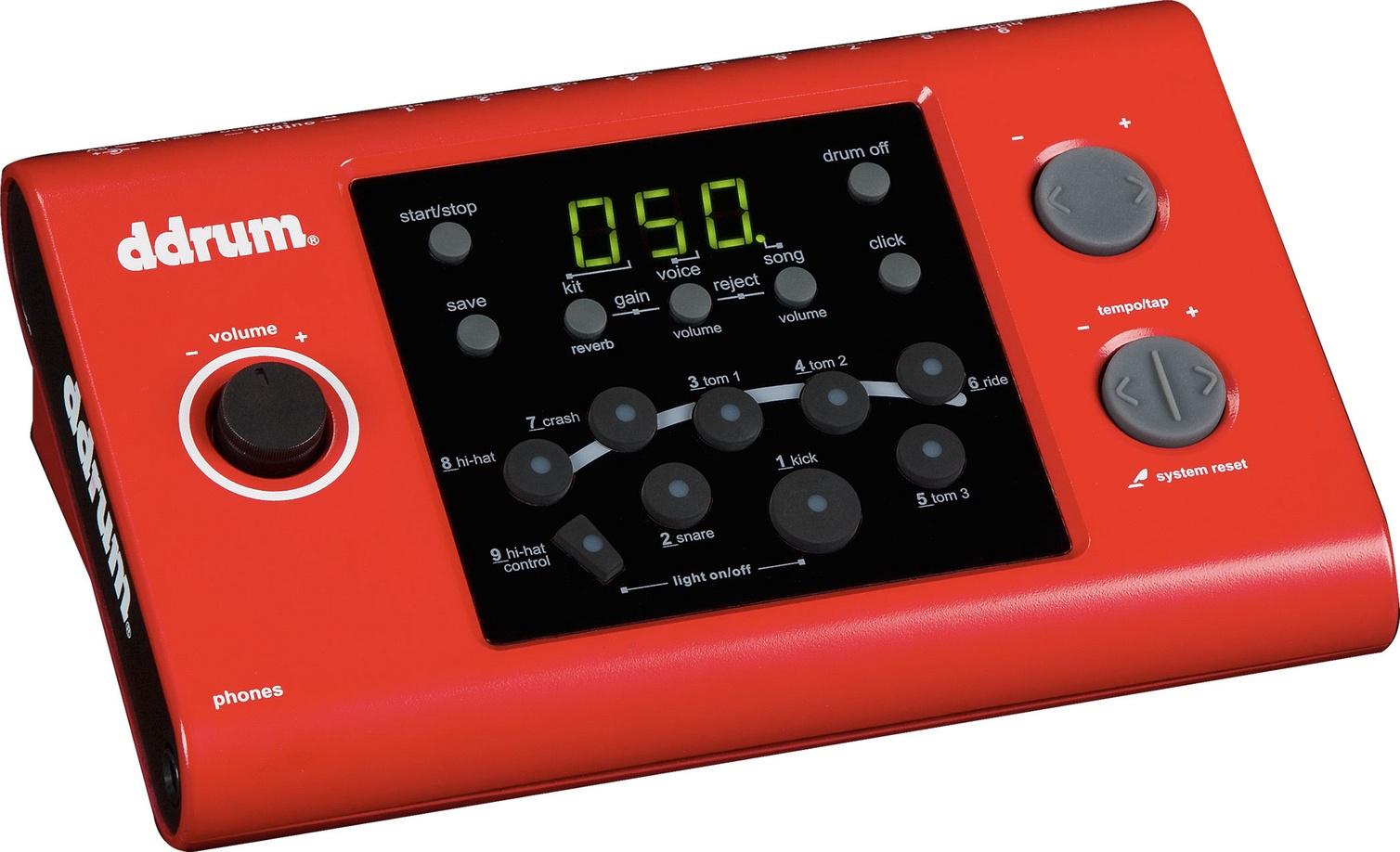 Модуль для электронных барабанов