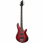 Фото:Schecter SGR C-4 BASS M RED Бас-гитара
