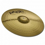 Фото:Paiste 101 Brass Crash Тарелка 14""