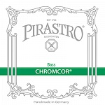 Фото:Pirastro Chromcor P348020 Комплект струн для контрабаса