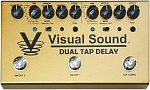 Фото:VISUAL SOUND V3DTD Dual Tap Delay эффект гитарный