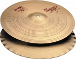 Фото:Paiste 2002 Sound Edge Hi-Hat Тарелка 13''