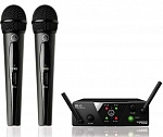 Фото:AKG WMS40 Mini2 Vocal Set BD US45A/C Вокальная радиосистема