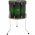 Фото:Yamaha LNF1413 Emerald Shadow Sunburst  Том напольный , 14""
