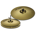 Фото:Paiste 101 Brass Essential Set Комплект тарелок 13''/18''