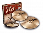 "Фото:Paiste New 5 Rock Set Комплект тарелок 14""/16""/20"""