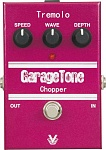 Фото:VISUAL SOUND GTCHOP Garage Tone Tremolo эффект гитарный