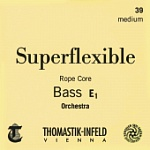 Фото:THOMASTIK INFELD Superflexible Rope Сore 42 Струны для контрабаса 4/4