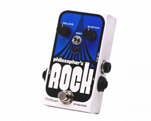 "PIGTRONIX ROK Philosopher""s Rosk Sustainer with Germanium Overdrive  эффект гитарный"