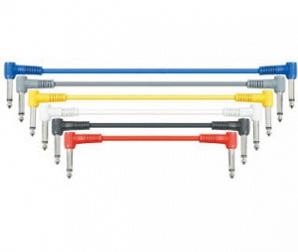 PML-1 Набор соединительных кабелей разного цвета 6 штук длиной 30см