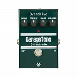 Фото:VISUAL SOUND GTDRIVE Garage Tone Drivetrain Overdrive эффект гитарный