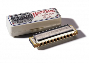 Hohner M1896956 Marine Band Classic Bb-natural-minor Губная гармошка