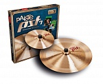 Фото:Paiste 7 Effects Pack Комплект тарелок 10''/18''
