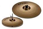 Фото:Paiste 201 Bronze Essential Set Комплект тарелок 14/18""