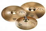 "Фото:SABIAN AP003 Performance Set APX Комплект тарелок 14""/16""/20"""